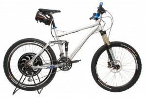 Electrische fiets test